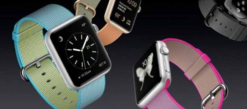 iPhone SE event apple watch bands
