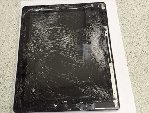 Car vs. iPad