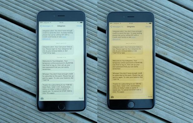 iPhone SE feature