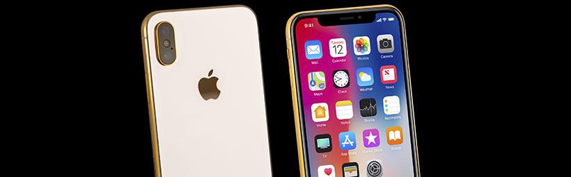 iPhone X luxury