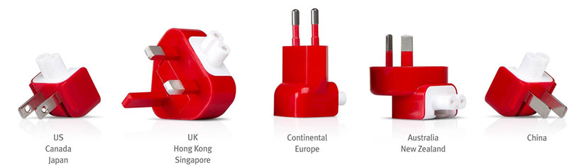 charger for international outlets