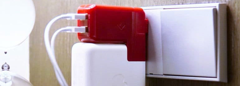 charger with usb ports