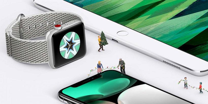 Christmas guide for Apple lovers
