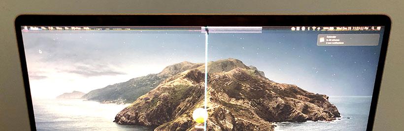 camera cover breaking screens