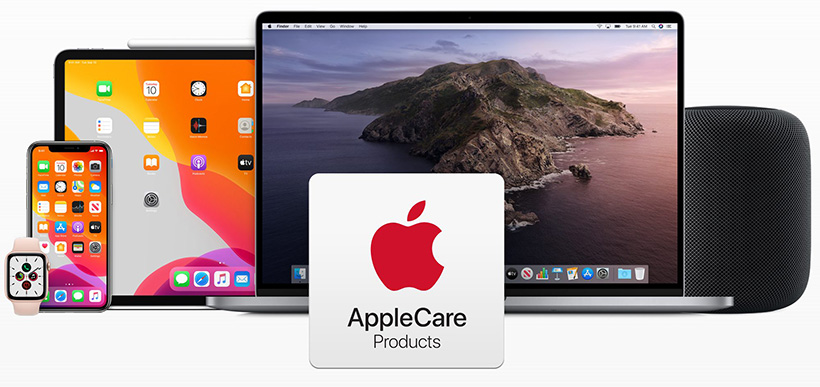 AppleCare+ products
