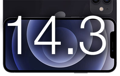 iOS 14.3 Rollout