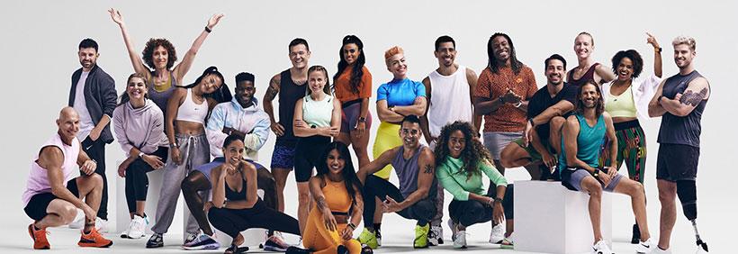Apple Fitness + Crew