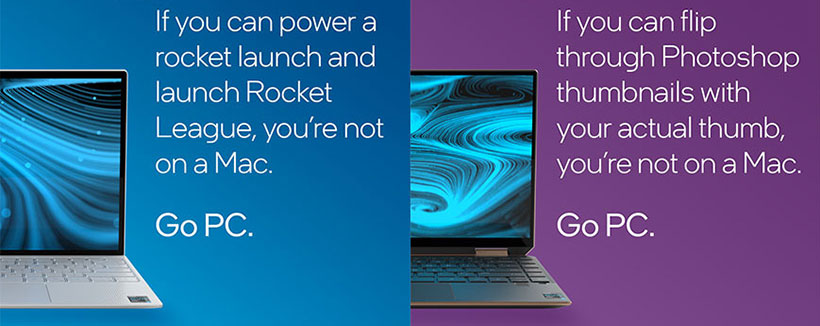Justin Long Terrible Intel Ads